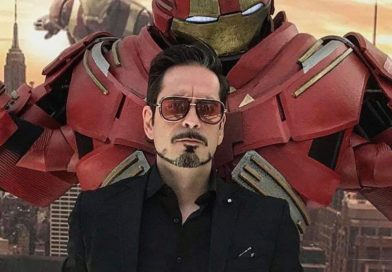 Robert Downey Jo lookalike & Impersonator